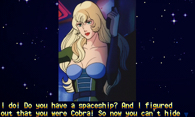 Jane2 | Space Cobra RetPixMod