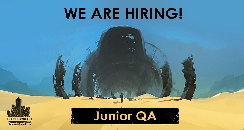 DarkCrystalJuniorQA | Junior QA | Изометрическая RPG | Санкт-Петербург