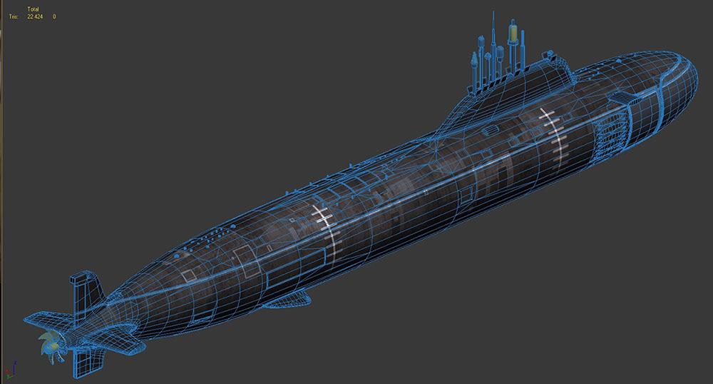 К-560 | 3D artist