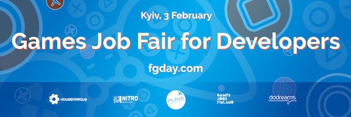 Kiev-JobFair | Games Job Fair: Как устроиться на работу мечты в Финляндии, не покидая Киев.