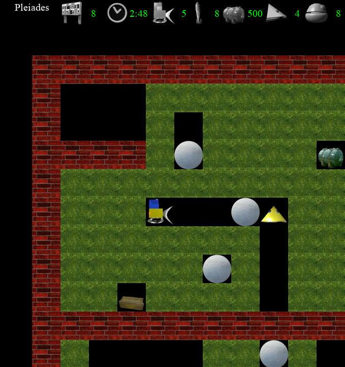 Galactic Killdozer screenshot