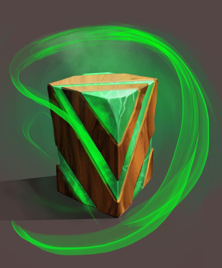 Магический короб | 2D CG подсказки и критика