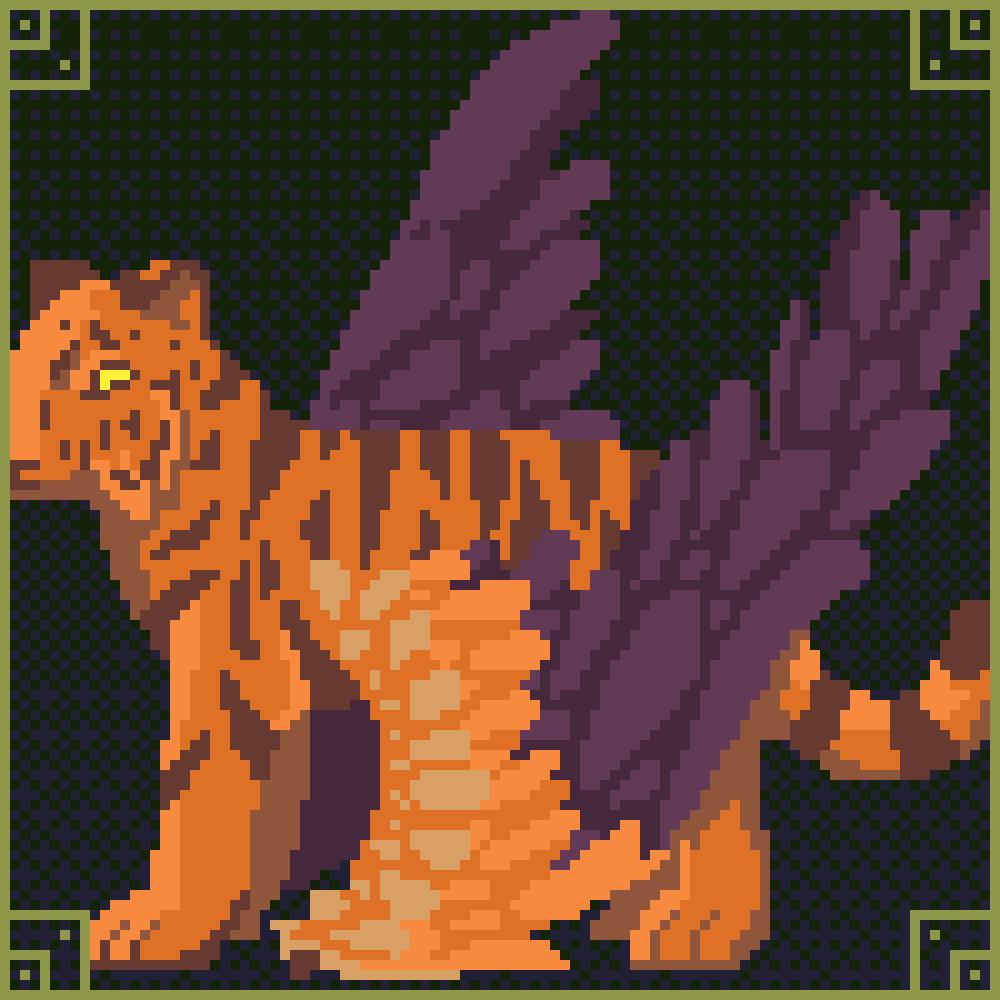 Крылатый Тигр