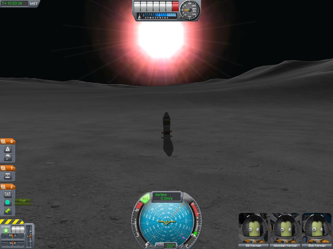 KSP1 | Kerbal space program
