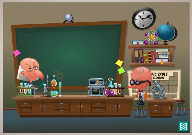 Лаборатория (в процессе) | 2d/3d художник