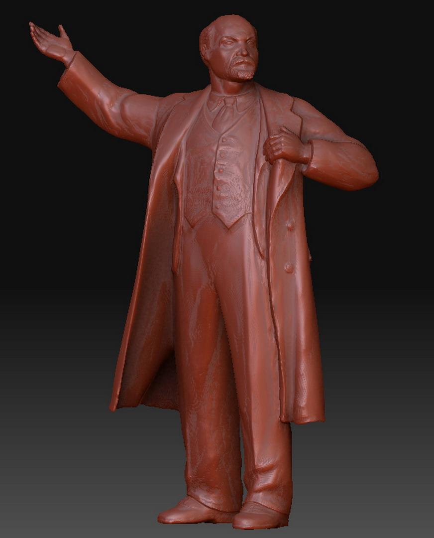 Lenin_ZBrush1_resize   Farsh's worke