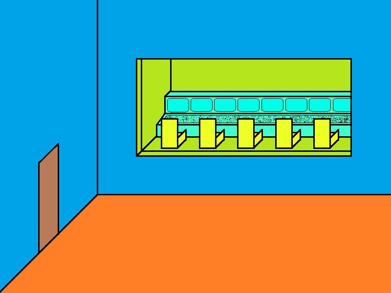 level1 | Тайна восьмой лаборатории
