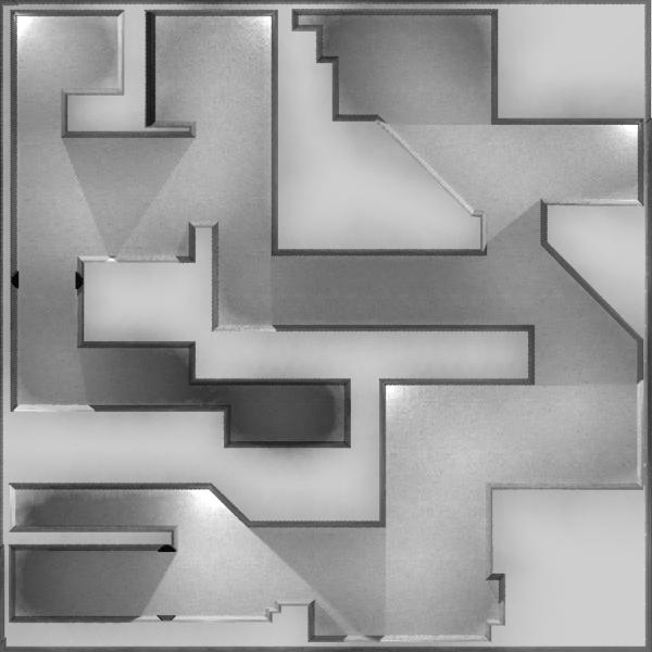 Рендер уровня Gravity Direct | Gravity Direct - Конкурс 2009