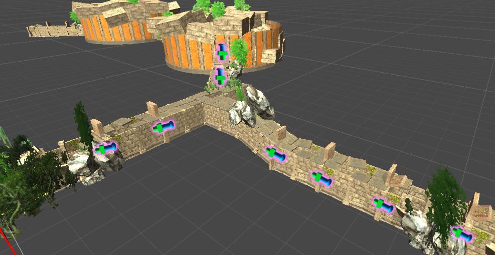 level_gen_10   Контент-ориентированная генерация уровня в Unity в конкурсе «Храм Хаоса»