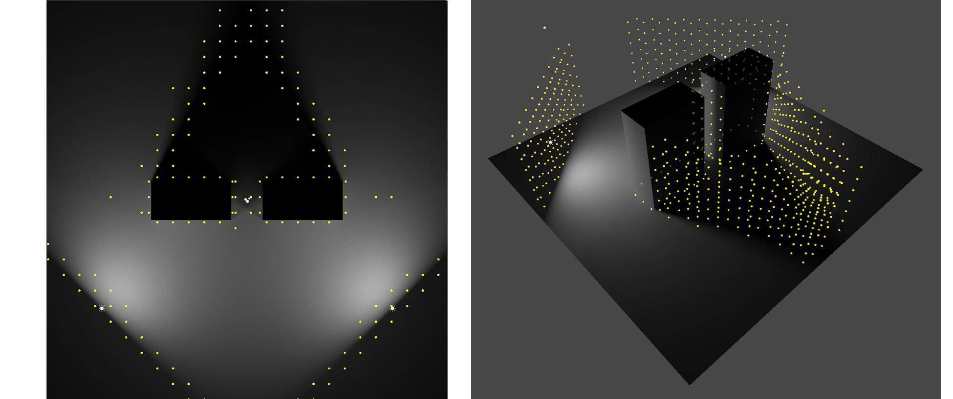 light intensity combined | Magic Light Probes