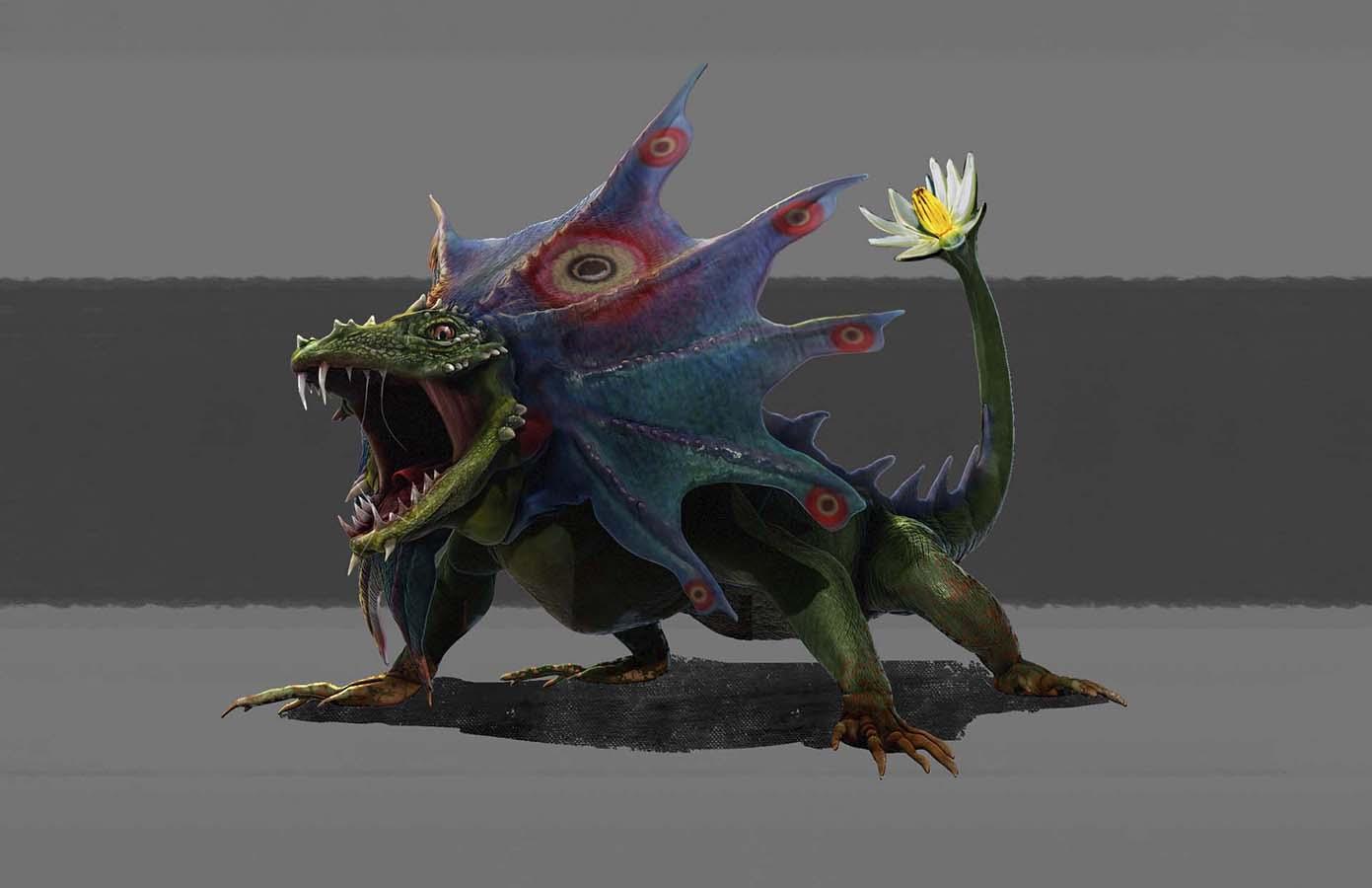 Lizard1 | Концепт-художник. Разные стили. 2D (в основном) + 3D (изредка)