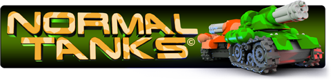 лого Normal Tanks | Normal Tanks (Iron Impact) HD [Только что зарелизили на Стиме!!!! : )]