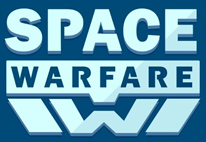 Logo Space Warfare | Space Warfare - 2D Casual Strategy