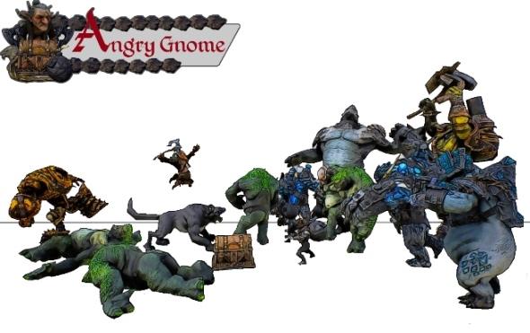 LOgogrupy | Angry Gnome