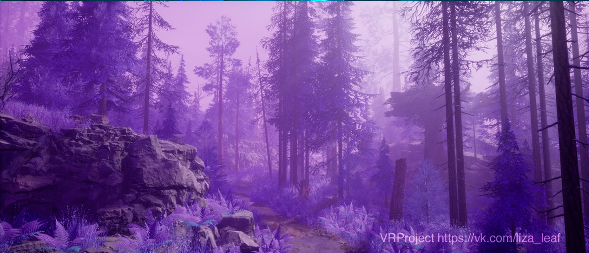Лока02миниляля | VR проект, нужен 3Dшник по локациям. Собираю команду на Kickstarter. 2 месяца