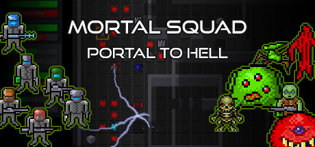 Mortal Squad: Portal to Hell   Mortal Squad: Portal to Hell