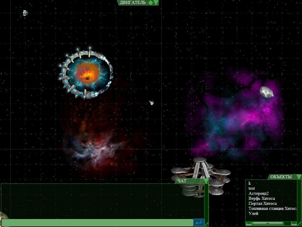 map   Простая 2D open source mmorpg на космическую тематику.