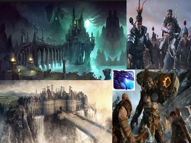 Master of Earth Mounterlock mastonian chief 2 | как разрабатывать игру фантом