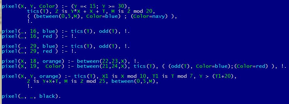 Матрица пиксель-функций | Матричная разработка. Размышления о новой парадигме игровых движков