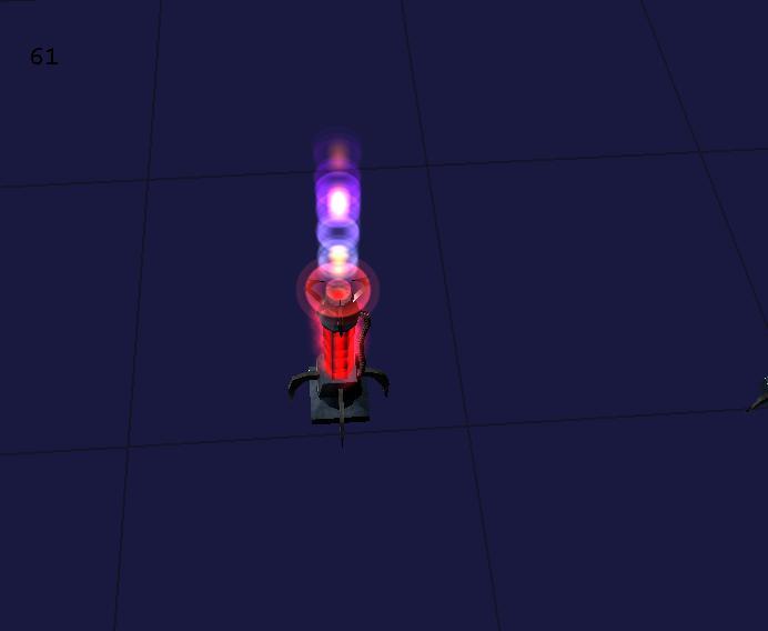 Meteor tower | Игра на конкурс казуалок 2009
