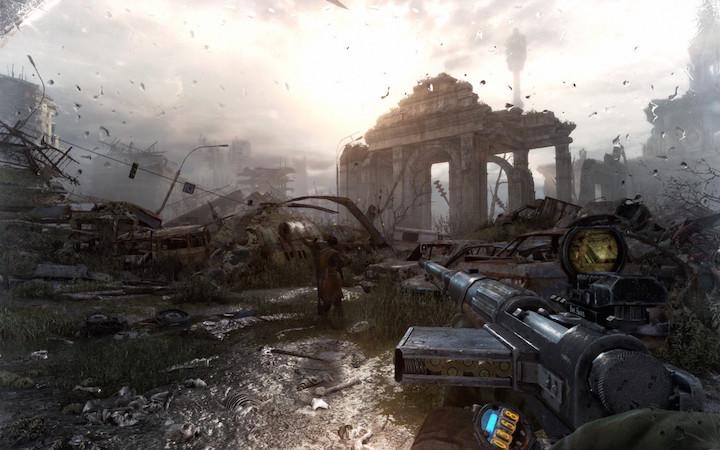 Metrol Last Night Redux | Новогоднее мини-интервью с разработчиками игр.