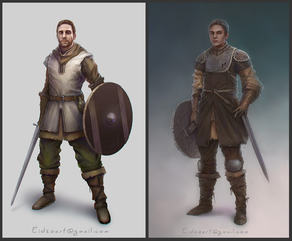 Militias | ◄Concept Artist►[Sci-fi, fantasy, medieval, post-apocalyptic, military и т.д.]