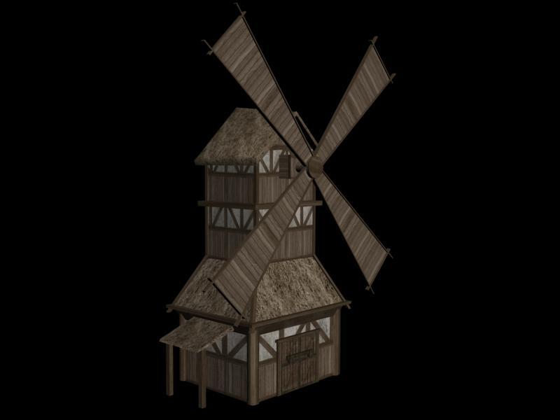 mill | Ireon: open-source 3d MMORPG
