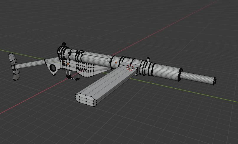 4 | Зацените мой SPAS-12 Shotgun и Sten Mk2