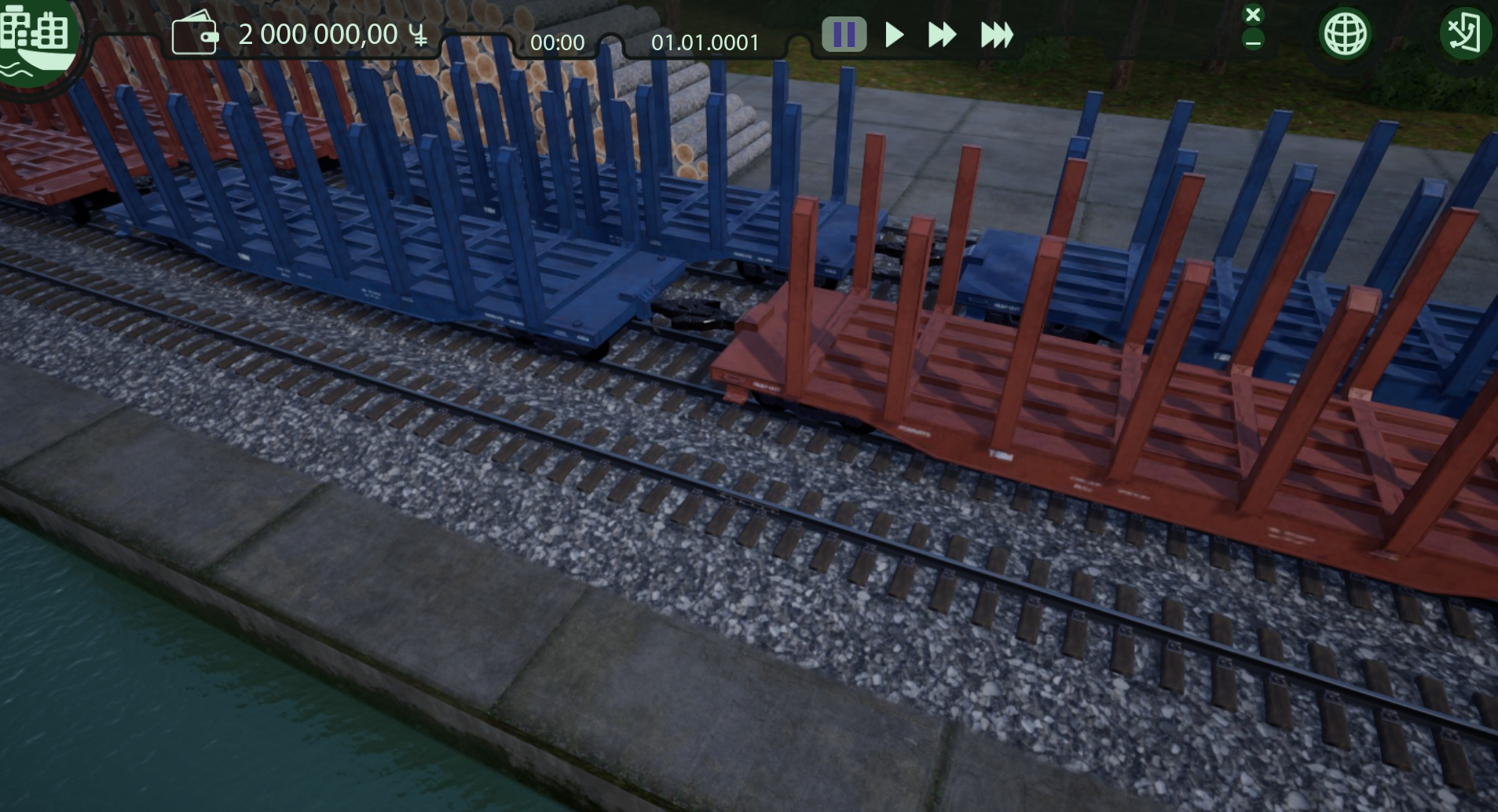 mod13401 | Waterborne Tycoon