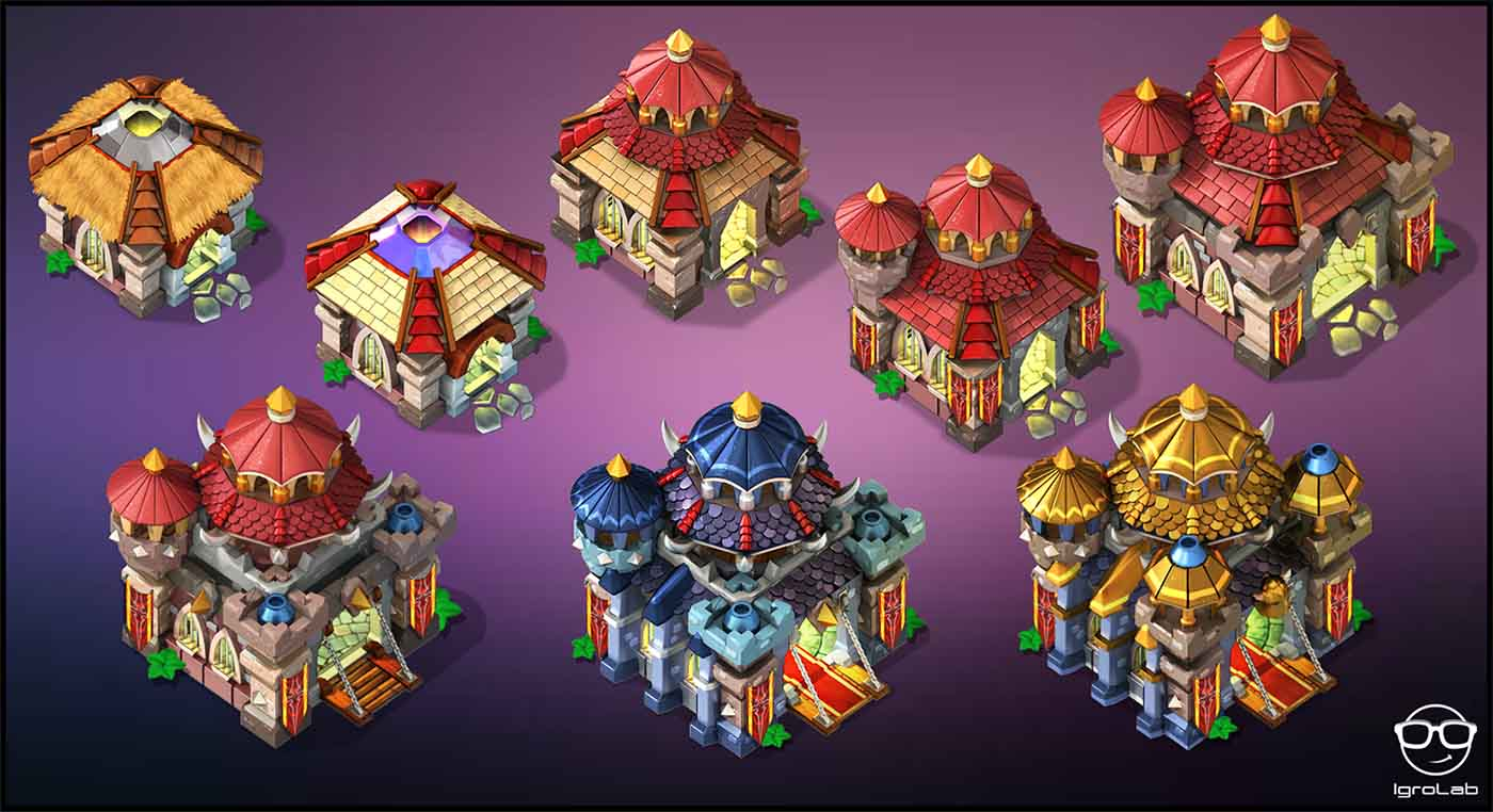 modelsvse7 | 3D 2D Artist.Game Low-poly,sculpting (Персонажи,окружение и тд)