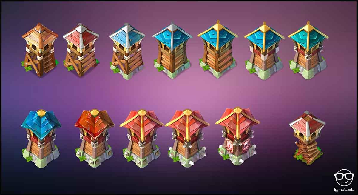 modelsvse8 | 3D 2D Artist.Game Low-poly,sculpting (Персонажи,окружение и тд)