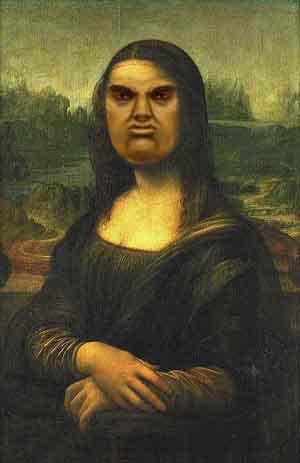 Mona_Lisa | Шар свиборга