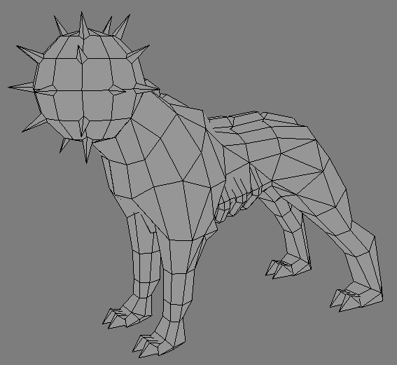 Morgenhund1 | [Конкурс шутеров] Ghoul dungeon