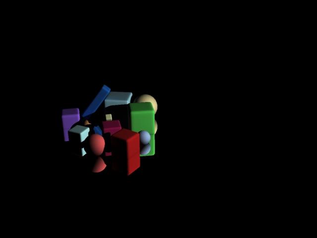 MR_REFL | Новый конкурс Shader art (закончен)