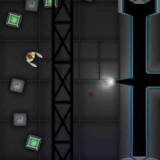 Shoot'em'up - Natasha : Dangerous Space Screenshot 1