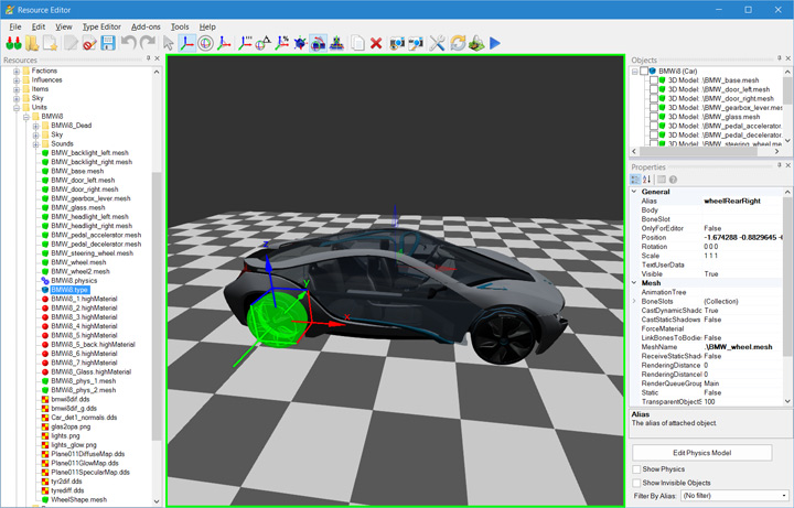 NeoAxis 3D Engine 3.5 | Вышел NeoAxis Engine 2019.3