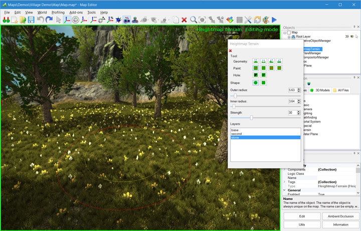 NeoAxis 3D Engine 3.5 | Вышел NeoAxis Engine 2019.2