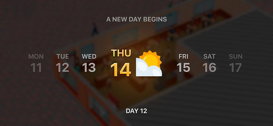 Next Day Screen. 02.2. 900 | UX/UI Designer (Дизайнер интерфейсов)