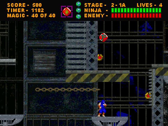 Ninja Gaiden 4 Demo scr5 | Ninja Gaiden 4 [2D Платформер]
