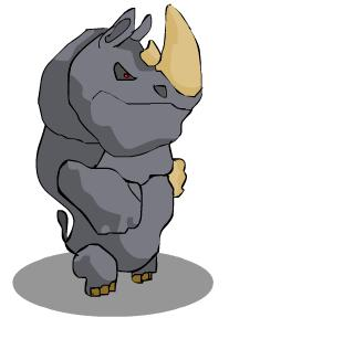 носорог из панды2