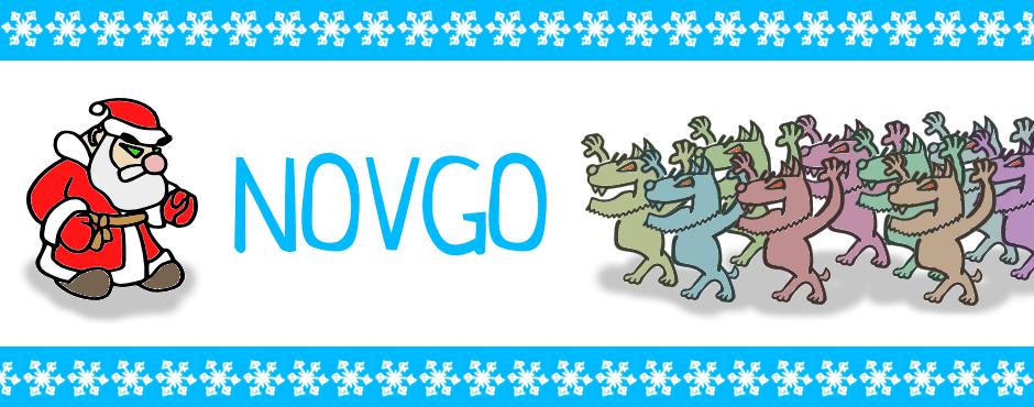 НОВГО! Дед Мороз и волки 2 | Новго!
