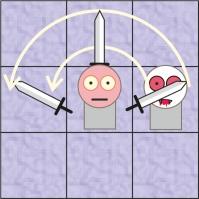 Нулевой урон | Рогалик | Боевая система