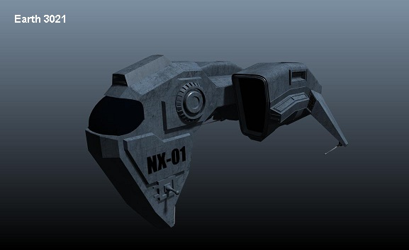 "NX-01 | Проект ""Земля 3021"""