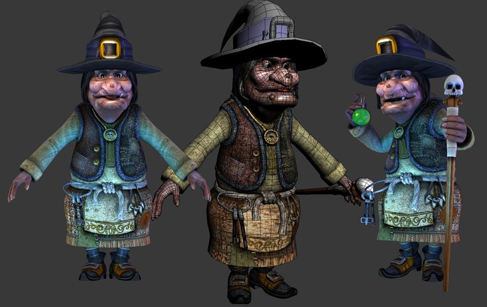old_witch | Давайте проясним ситуацию по срокам в 3d моделировании?