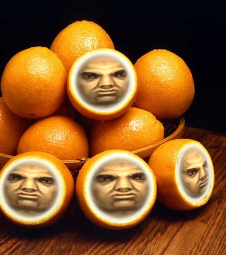 oranges | Шар свиборга