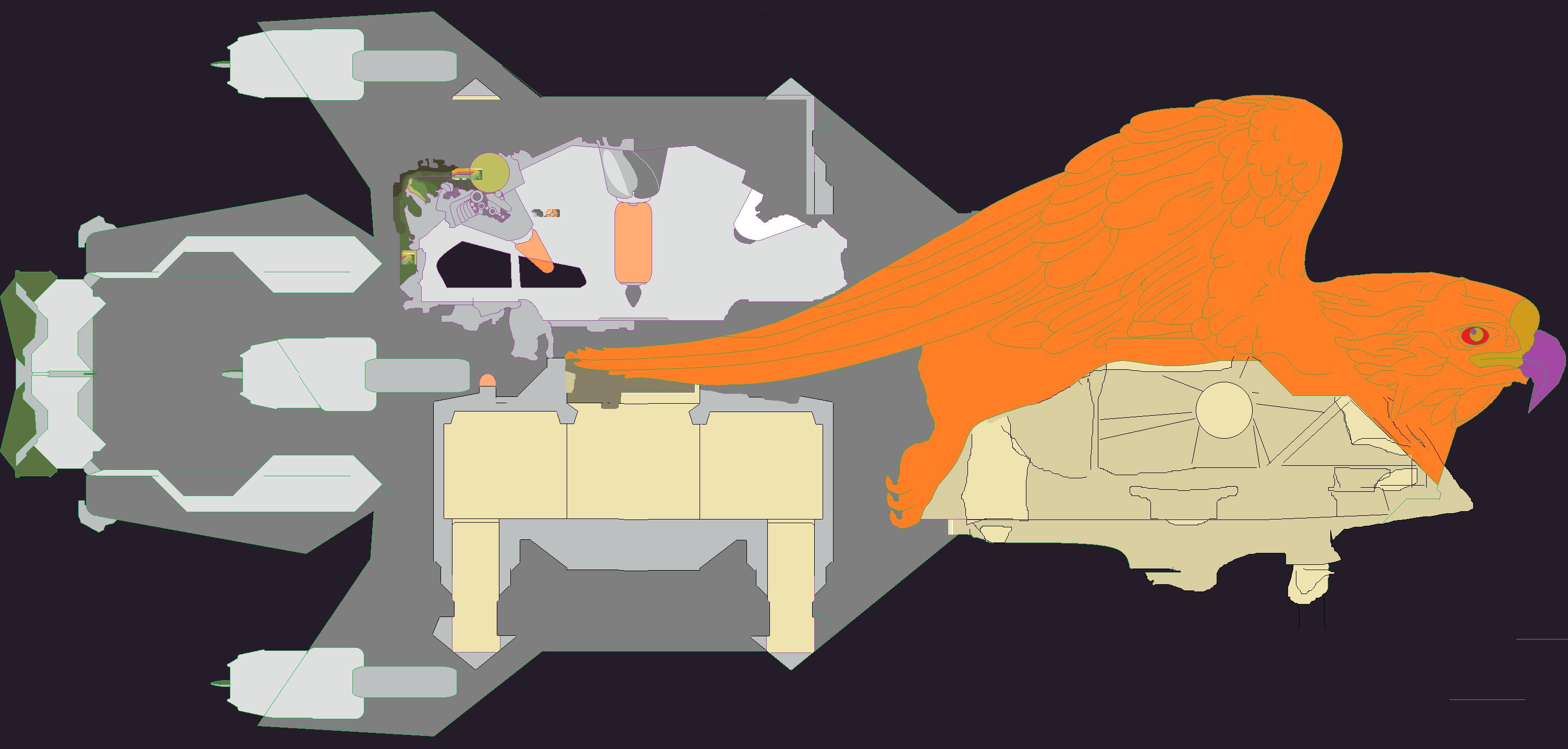 Гром - птица новых миров | Kernel Bug - platformer\runner adventure