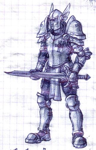 Paladin00.jpg | MakaR`s drawing...