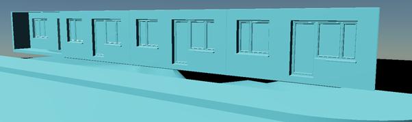 Panels No Artifacts | MAX Script: Разделение 3D модели на элементы по группам нормаль векторов.