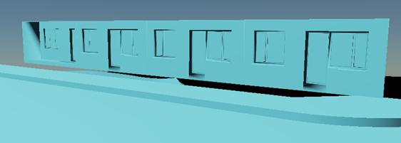 Panels With Artifacts | MAX Script: Разделение 3D модели на элементы по группам нормаль векторов.