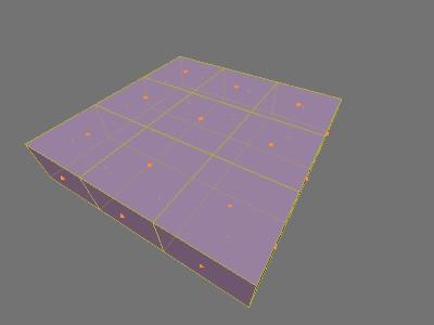 paral3 | Карты освещенности в blender с использованием radiosity.